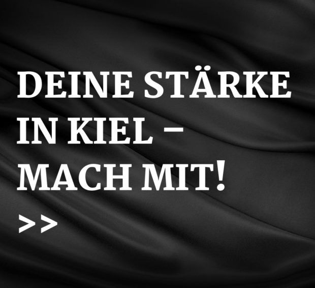 Deine Stärke in Kiel - Mach mit!