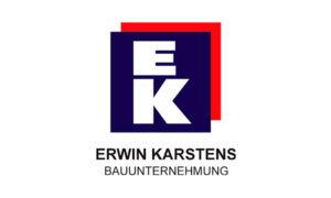 Sponsorenlogo ERWIN KARSTENS BAUUNTERNEHMUNG GMBH & CO KG