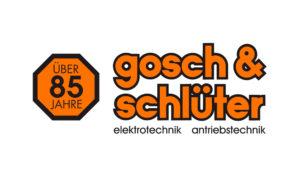 Sponsorenlogo Gosch & Schlüter GmbH