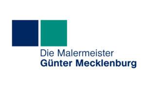 Sponsorenlogo Günter Mecklenburg Malermeister GmbH