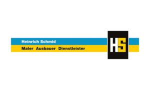 Sponsorenlogo Heinrich Schmid Systemhaus GmbH & Co. KG