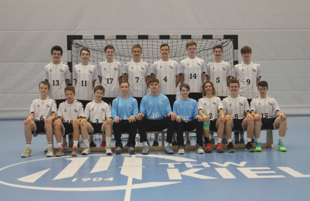 U15 - Unsere Youngsters
